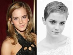 B&F Emma Watson inspired my client to go pixie for spring 2017 This great look  by New York stylist Rodney Cutler…