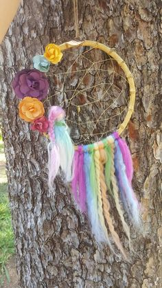 Hey, I found this really awesome Etsy listing at https://www.etsy.com/il-en/listing/547603687/dream-catcher-with-fairy-bamboo-dream