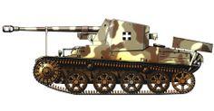 Hungary - Toldi-Marder Tank Destroyer
