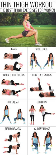Inner Thigh Workout That Will Transform Tone And Shape Your Legs - GymGuider.com