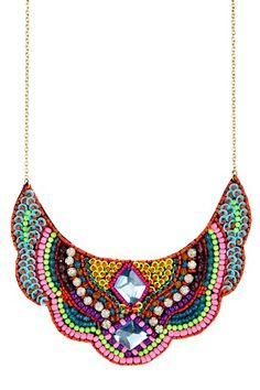 Clyposo Colorful Necklace by Cam & Zooey on @HauteLook