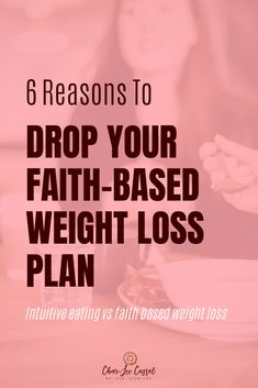 The difference between intuitive eating and a faith-based weight loss plan. What's wrong with dieting and talking about losing weight with your friends? Chronic Stress, Diet Books, Intuitive Eating, Weight Loss Plans, Stay Fit, How To Find Out, Lose Weight, Positivity, Faith