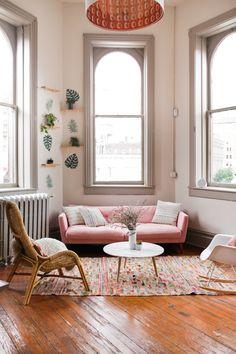 Cozy Corner with Article — Treasures & Travels