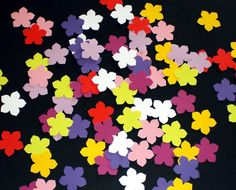 Blumen+Blüten+-+Stanzteile+für+Scrapbooking+-+bunt+von+BiCoSu-inspiration+auf+DaWanda.com