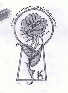Dark Tower Tattoo on Pinterest | The Dark Tower, Stephen King ...