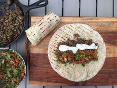 Burrito vom Grill, ein Rezept das ihr unbedingt ausprobieren solltet. Schnell und einfach gemacht aber super lecker. Jetzt rein klicken...
