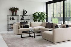 u sofa – large corner sofa – beige corner sofa – modern living room – large sofa … Beige Sectional, Beige Sofa, Living Room Sectional, Living Room Carpet, Living Room Modern, Living Room Designs, Beige Carpet, Patterned Carpet, Corner Sofa Modern