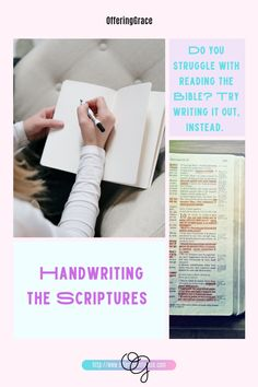 Do you struggle with reading the Bible? Have you considered taking the time to handwrite the scriptures? | bible encouragement | bible verses | bible study | bible writing | handwrite | #bibleencouragement | #verses | #biblestudy | #biblewriting | #sharinglifesstruggles Marriage Bible Verses, Bible Verses For Women, Bible Verses About Faith, Encouraging Bible Verses, Bible Encouragement, Scriptures, Hope Of The World, Free Bible Study, Bible Studies