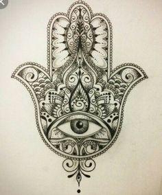 New tattoo lotus hamsa fatima hand Ideas Hand Tattoos, Hamsa Hand Tattoo, Yoga Tattoos, Tattoo Henna, Neue Tattoos, Body Art Tattoos, Sleeve Tattoos, Hasma Tattoo, Script Tattoos