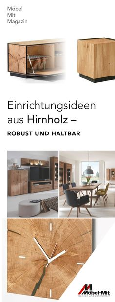 19 best Hirnholz Möbel images on Pinterest in 2018 | Oak tree ...