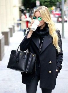 Awesome Pea Coats Looks For Women (22)