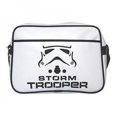 Star Wars : Sac en bandoulière Stormtrooper