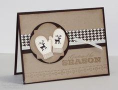 Jill's Card Creations: Greetings of the Season