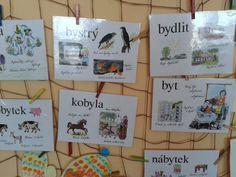 vyjmenovaná slova obrázky - Hledat Googlem Classroom, Decorations, Toys, Frame, Class Room, Activity Toys, Picture Frame, Dekoration, Clearance Toys