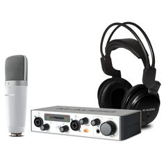 M Audio, Headset, Headphones, Electronics, Headpieces, Headpieces, Hockey Helmet, Ear Phones, Ear Phones