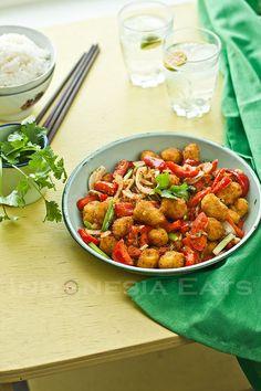 Chinese Salt and Pepper Squid Recipe