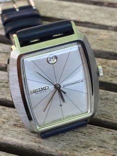 Rare-SEIKO-1967-034-Seikomatic-R-034-calibre-8305-beautiful-30-jewels-watch