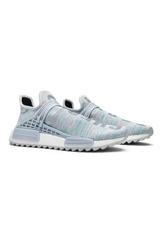 a992d7e8b Pharrell x Billionaire Boys Club x NMD Human Race Trail  Cotton Candy