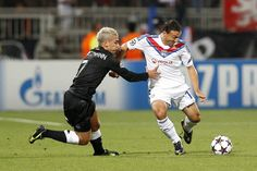 Olympique de Lyon - Real Sociedad