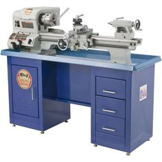 The famous (and justifiably so) South Bend 10K lathe, which was licensed - and then imitated - throughout the world.
