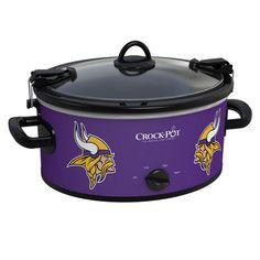 Minnesota Vikings NFL Crock-Pot® Cook & Carry™ Slow Cooker