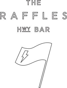 The HWY Bar is one of the best waterfront bars in Perth that leads to Raffles from the Canning Highway. This Raffles bar features a beverage menu crafted by sommelier Dan Wegener.