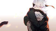 YoRHa 2B and 9S Hug NieR Automata #28090