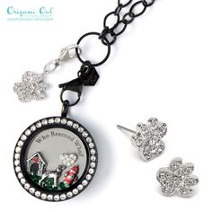 Are you a dog lover too? We certainly are here at #OrigamiOwl Join my VIP group @ https://www.facebook.com/origamiowl.home/