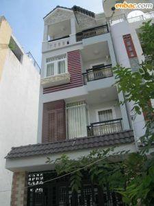 Bán nhà phố khu Trung Sơn diện tích 6x20m giá tốt