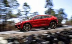 Lamborghini Urus, Sesto Elemento Heading to Monterey. For more, click http://www.autoguide.com/auto-news/2012/08/lamborghini-urus-sesto-elemento-heading-to-monterey.html