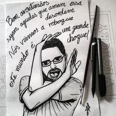 #RenatoRusso #LegiãoUrbana  #Musica #Drawing #Draw #Desenho #Art #ilustração