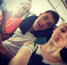 Chloe is heading to Hawaii with Brandon and Brittany :)
