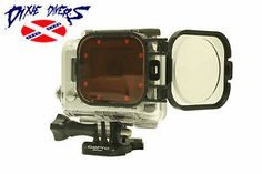 PolarPro Red and Macro Dive Filter Snap On Accessory for GoPro Cameras Gopro, Diving, Cameras, Filters, Red, Ebay, Accessories, Scuba Diving, Camera