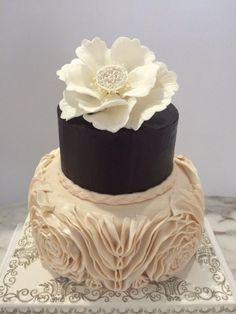 Wedding Anniversary Cake.