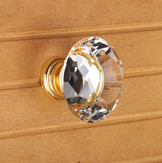 Clear Glass Crystal Knobs Cabinet Knob /Dresser knobs cabinet Dresser Knobs / Dresser Pull / Cabinet Knobs / Furniture Knobs by JackAccessories on Etsy
