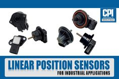 Linear Position Sensors for Industrial Applications - Looking for heavy duty linear position sensors for your hydraulics application?  Control Products Inc. offers unique linear position sensors for industrial, military and mobile hydraulic applications. Call us today at 973 887 9400!