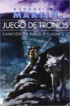 Juego de tronos: canción de hielo y fuego 1: libro primero 2 volúmenes Gigamesh Bolsillo: Amazon.es: George R.R. Martin: Libros