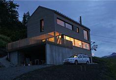 The first A-rated PassivHaus in Hardanger, Norway (Photo: Anders Geertsen Arkitekt: Pir II/Arkitekturverkstedet)