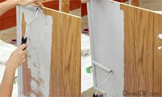 Looking for bathroom ideas but a full bathroom remodel not in the budget? Why not an easy painting project for a bathroom makeover. Paint it with pro tips! Inexpensive Bathroom Remodel, Guest Bathroom Remodel, Bathtub Remodel, Shower Remodel, Budget Bathroom, Bathroom Ideas, Simple Bathroom, Easy Painting Projects, Old Bathrooms