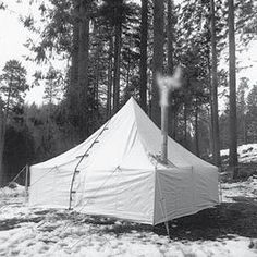 Unleash the outdoorsman in you. Canvas tents u0026 tipis from Goodwin-Cole help you get closer to nature. Hunteru0027s tents wall tents base c& tents and more. & 252 Best Wall Tent Camps images | Tent camping Campsite Camping