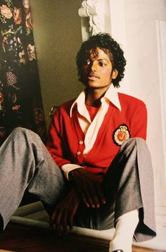 Thriller era Mike.