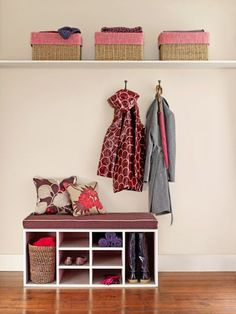 Organize every room in the house, with these easy tips.