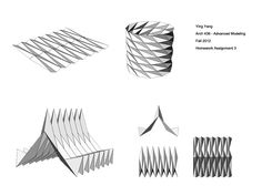 folded plate structures - Google Search