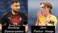 Gigio Donnarumma, the wicket keeper of the Football club AC Milan and Jens Petter Hauge, the winger of AC Milan was tested positive for COVID-19. Information from the Serie A leader said that along with them three staff members also get affected by this deadly virus. #GianluigiDonnarumma #FootballclubACMilan #ACMilan #JensPetterHauge