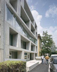 1000 images about silvia gm r reto gm r on pinterest haus basel and locarno - Gmur architekten ...