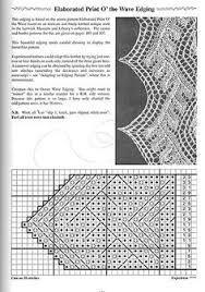 Картинки по запросу shetland lace stitches