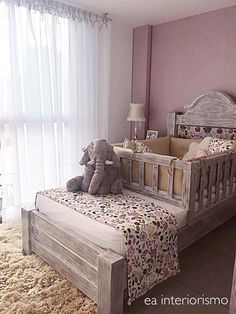 Ea, Toddler Bed, Furniture, Home Decor, Interiors, Child Bed, Decoration Home, Room Decor, Home Furnishings