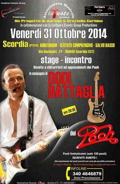 Dodi Battaglia Stage Incontro in Sicilia Scordia Catania Infoline 3404646879