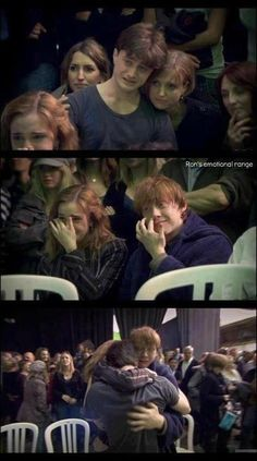 Rupert's face on the last pic is what did me in, can't stop crying!