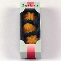 Pure Maple Sugar Candy, box of three at massbaytrading.com